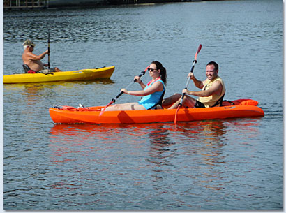 Crystal River Florida Kayak Rentals