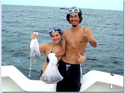 rystal River Florida Scalloping Charter